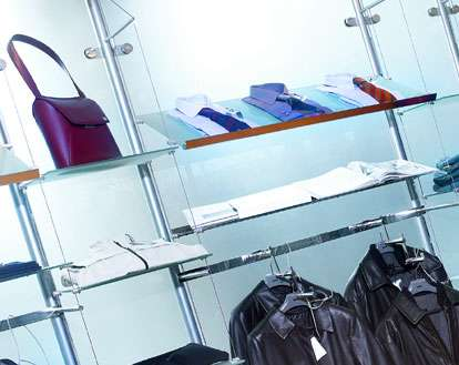 Retail display and point of sale systems