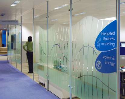 Screens and partitions, different sizes , fixed and free standing