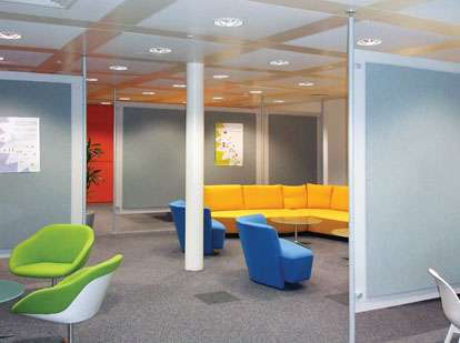 Office interior solutions shopkit group for Office interior solutions