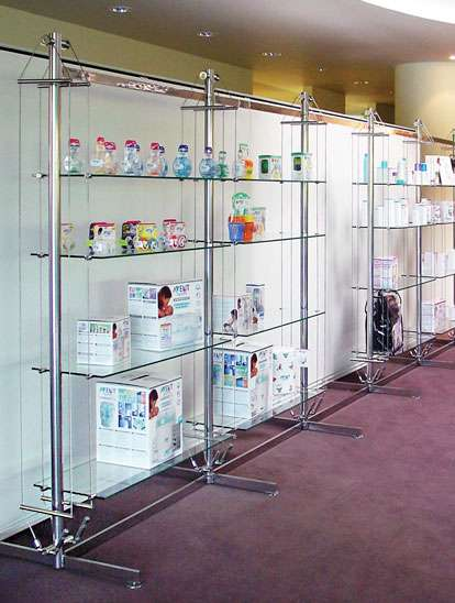 Freestanding Shelving - Shopkit UK