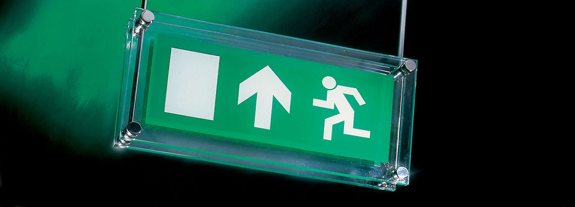 Fire Exit Signs Standard Amp Custom Made Shopkit Group Uk