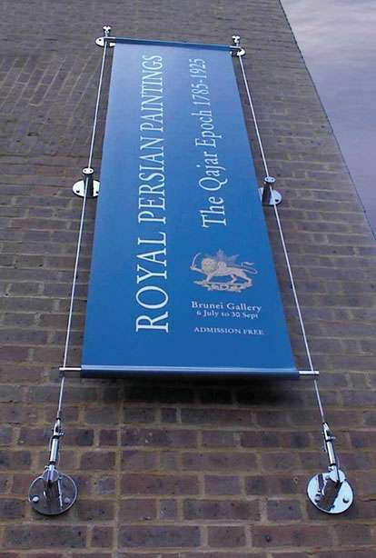 Banner System 28 Images Wire Frame Banner System Kingfisher Graphics Limited Aero Roller